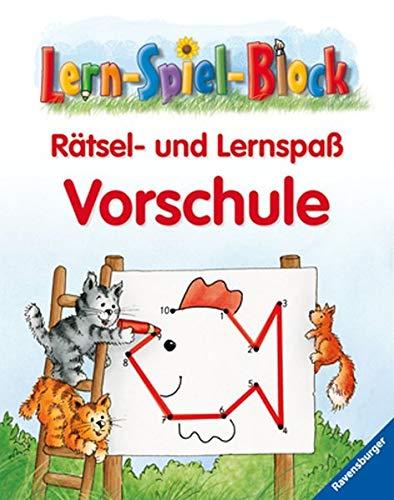 9783473411962: Raetsel- und Lernspass - Vorsc