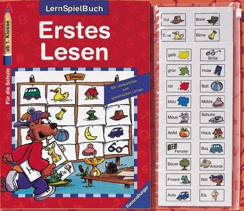 9783473412235: Erstes Lesen (Schule)