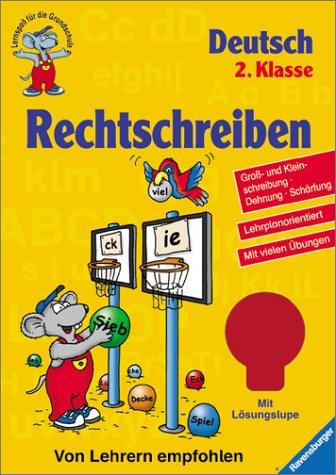 9783473412907: Rechtschreiben. Deutsch 2. Klasse.