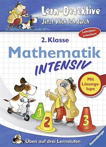 9783473414468: Lern-Detektive Mathematik intensiv (2. Klasse)