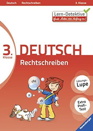 9783473414789: Lern-Detektive: Rechtschreiben (Deutsch 3. Klasse)