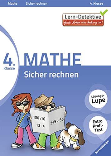 9783473414819: Sicher rechnen (Mathe 4. Klasse)