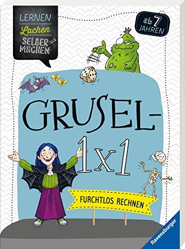 Grusel-1x1. - Kramer, Matthias und Michael (Illustrator) Menzel