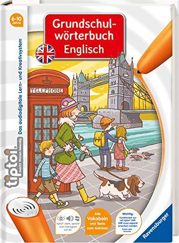 Ravensburger 00623 tiptoi WWW Grundschulwörterbuch Englisch (ohne Stift)