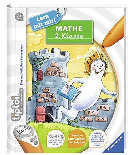 9783473418077: tiptoi® Mathe 2. Klasse