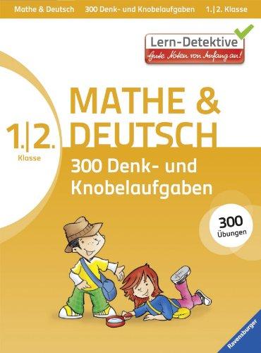 9783473419449: 300 Denk- und Knobelaufgaben (1./2. Klasse)