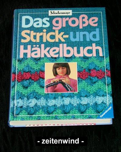 9783473423606: Das grosse Strick- und Häkelbuch