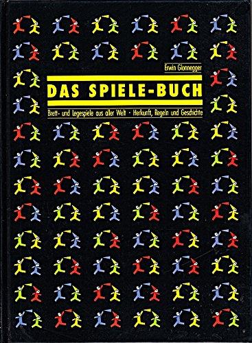 9783473426010: Das Spiele-Buch. Brett- und Legespiele aus aller Welt