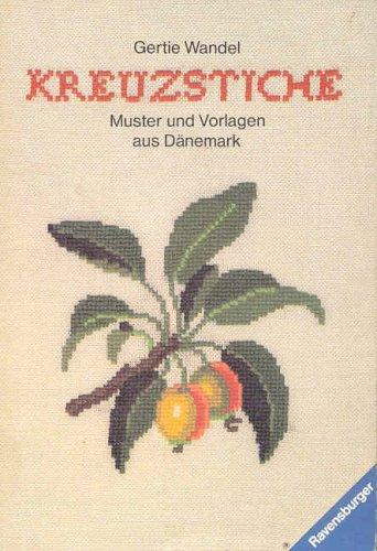 9783473431069: Kreuzstiche. Muster und Vorlagen aus Dänemark.