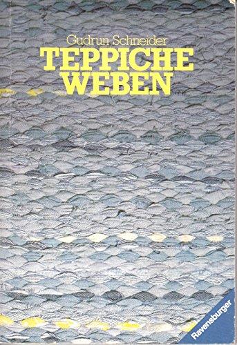 9783473432172 Teppiche Weben Abebooks Gudrun Schneider 3473432172