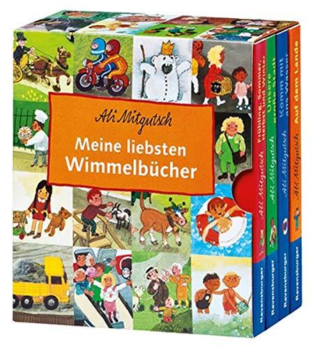 9783473432615: Meine liebsten Wimmelbücher