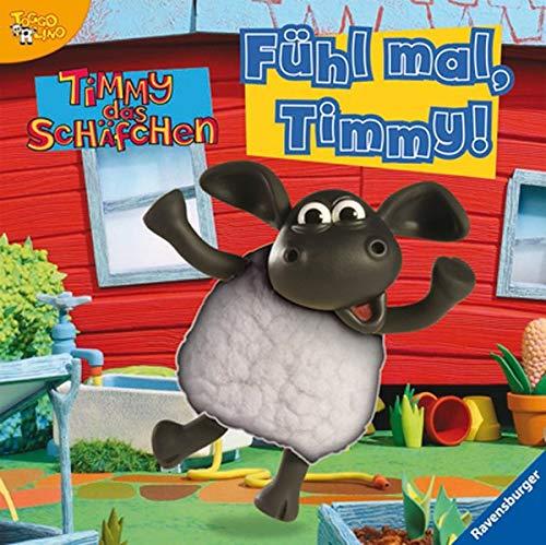 9783473432769: Timmy das Schäfchen. Fühl mal, Timmy!: Ab 18 Monate