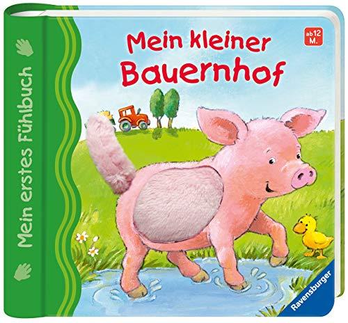 9783473432943: Mein erstes Fühlbuch: Mein kleiner Bauernhof
