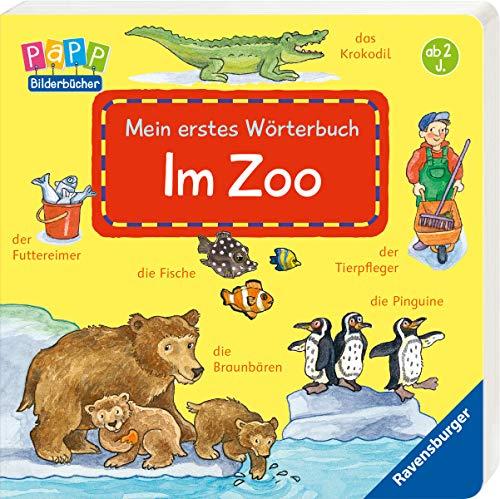 9783473434503: Mein erstes Wörterbuch: Im Zoo