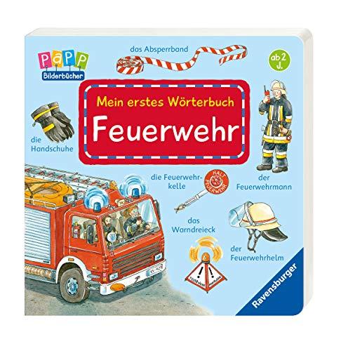 9783473434510: Mein erstes Wörterbuch: Feuerwehr