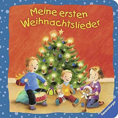 9783473434770: Meine ersten Weihnachtslieder
