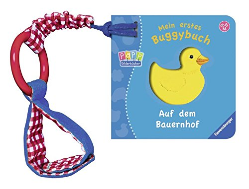 9783473434985: Mein erstes Buggybuch - Auf dem Bauernhof