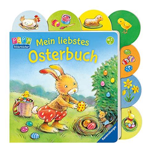 9783473435128: Mein liebstes Osterbuch ; Ill. v. Altegoer, Regine; Deutsch; durchg. farb. Ill. u. Text, mit Register -