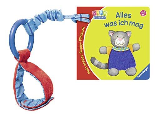 9783473435494: Mein erstes Buggy-Fühlbuch - Alles was ich mag