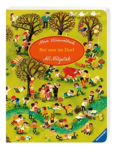 9783473435555: Mein Wimmelbuch: Bei uns im Dorf