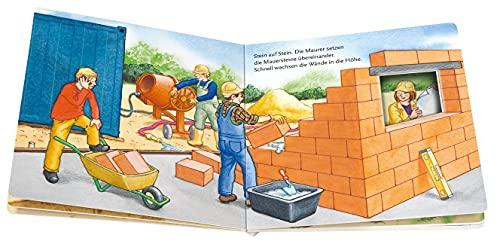 Mein Baustellen Gucklochbuch: Carla Häfner