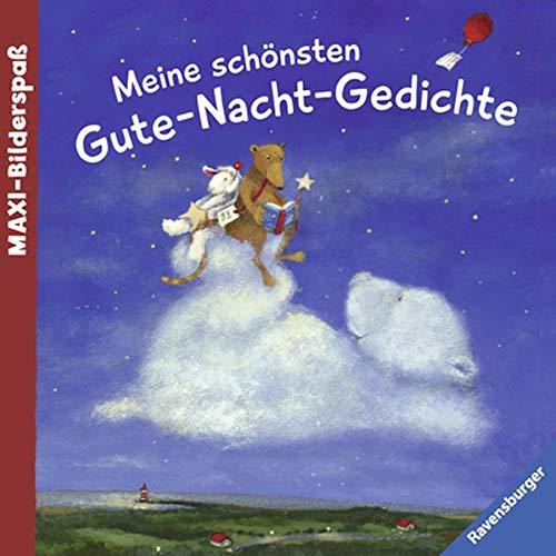 9783473442638: Meine schönsten Gute-Nacht-Gedichte