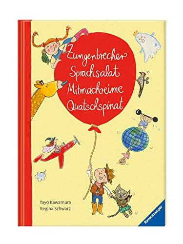9783473446292: Zungenbrecher, Sprachsalat, Mitmachreime, Quatschspinat