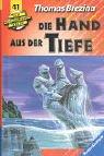 9783473470679: Die Knickerbocker-Bande, Bd.41, Die Hand aus der Tiefe
