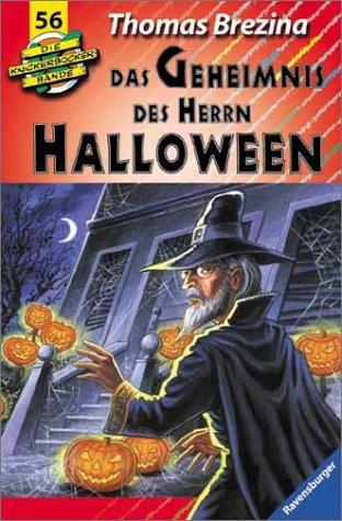 9783473470716: Die Knickerbocker-Bande, Bd.56, Das Geheimnis des Herrn Halloween
