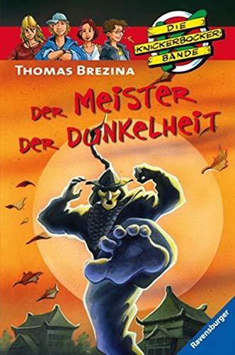 9783473471300: Die Knickerbockerbande 66.  Der Meister der Dunkelheit