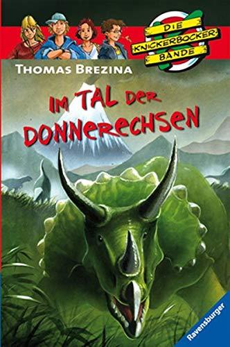 9783473471379: Die Knickerbockerbande 27. Im Tal der Donnerechsen