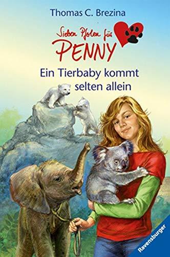 Ein Tierbaby kommt selten allein   ; Ill. v. Christoph, Silvia; Deutsch; , durchg. schw.-w. Ill