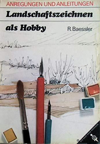9783473481088: Landschaftszeichnen