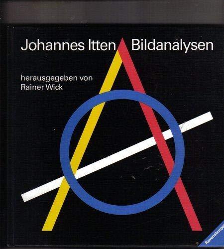 Bildanalysen: Itten, Johannes & Rainer Wick (editor)