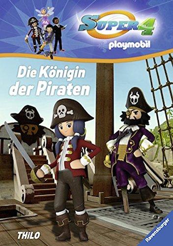 9783473490158: Super 4, Band 3: Die Königin der Piraten