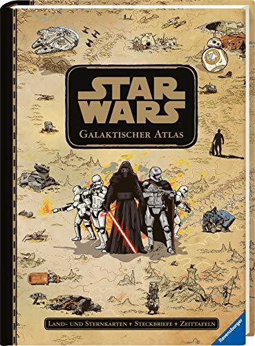 9783473490387: Star Wars(TM) Galaktischer Atlas