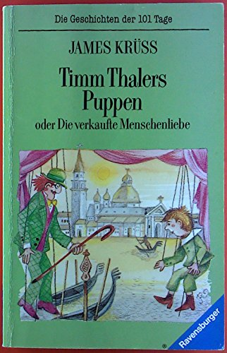 9783473515714: Timm Thalers Puppen