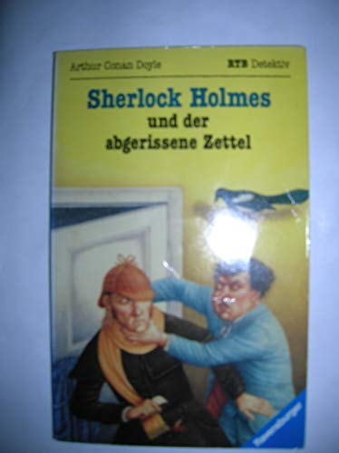 9783473516049: Sherlock Holmes Und Der Abgerissene Zettel