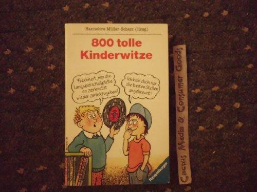 9783473516384: 800 tolle Kinderwitze