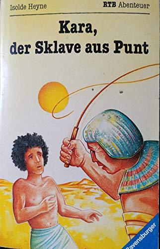 9783473517176: Kara, der Sklave aus Punt