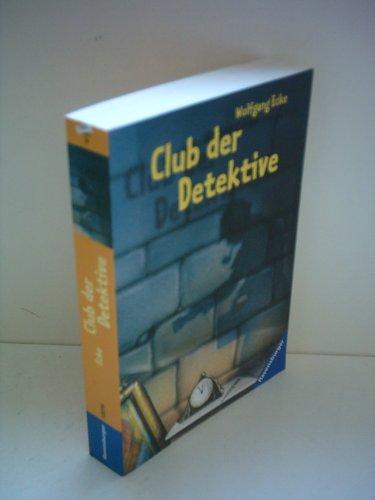9783473519040: Club der Detektive