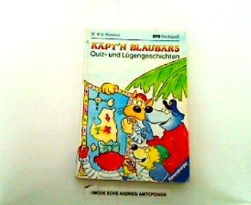 Käpt'n Blaubär Flunker Party - Koch Spiel Buch: Menningen, Peter; Brandt, Peter