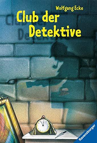9783473520763: Club der Detektive: 65 Kriminalfälle zum Selberlösen