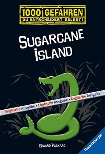 9783473521289: Sugarcane Island. The Island of the 1000 Adventures. ( Ab 11 J.).