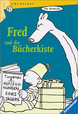 9783473521319: Ravensburger Taschenbucher: Fred Und Die Bucherkiste