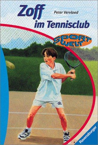 9783473521593: Zoff im Tennisclub. Mit neuer Rechtschreibung