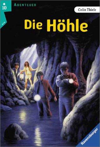 9783473521937: Die Höhle. ( Ab 10 J.).