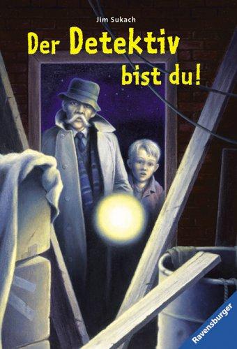 9783473522019: Der Detektive Bist Du!