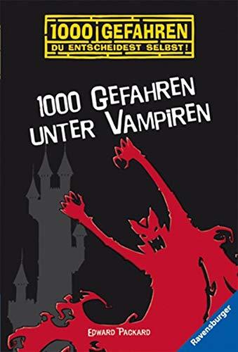 1000 Gefahren unter Vampiren: Packard, Edward