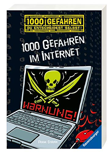 9783473524372: 1000 Gefahren Im Internet (German Edition)
